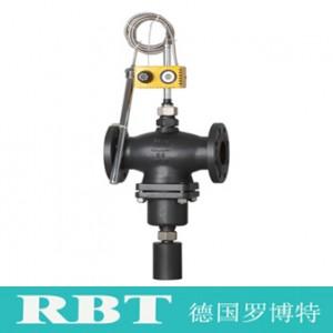 进口冷却型自力式温度调节阀+德国罗博特(RBT)品牌