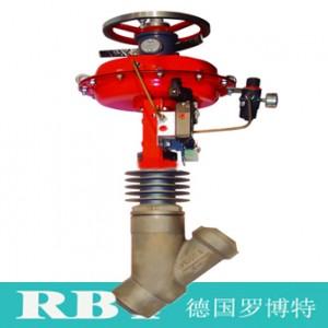 进口气动电站Y型疏水阀+德国罗博特(RBT)品牌