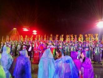 《独山盛典》绽放贵州 ——温商打造的新疆丝绸之路盛典火遍西部